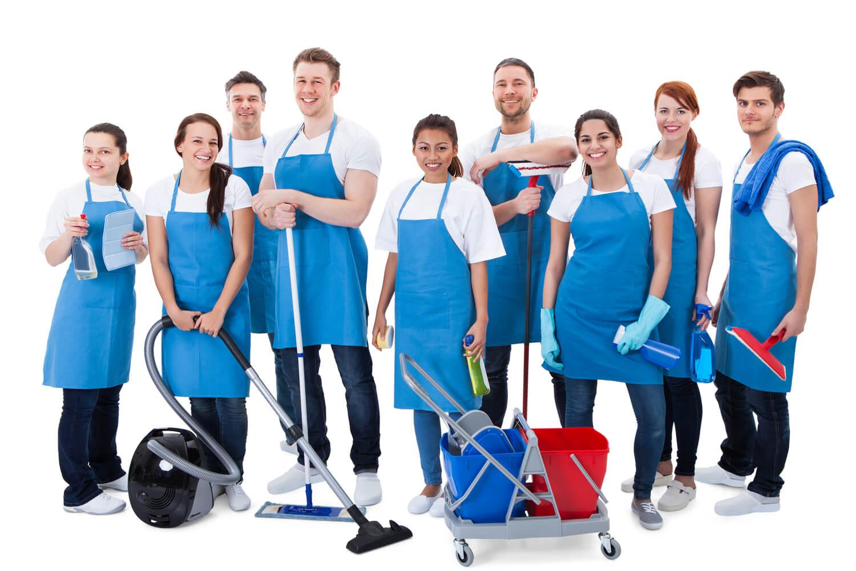 Kiedy warto nawiązać współpracę z firmą sprzątającą
