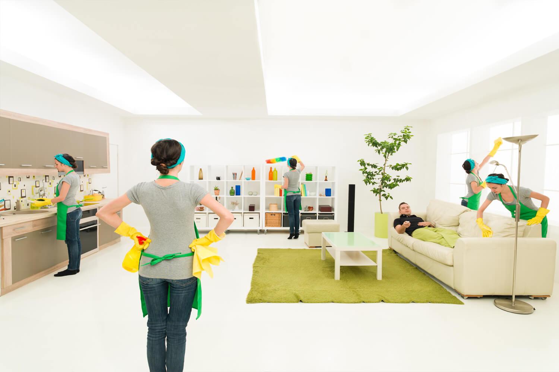 8 porad na szybkie i efektywne sprzątanie w domu