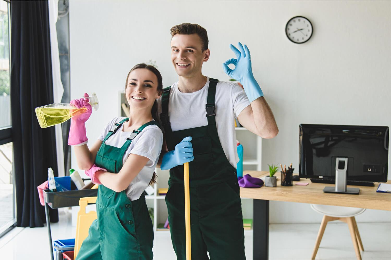 Czym się kierować, wybierając firmę sprzątającą do współpracy