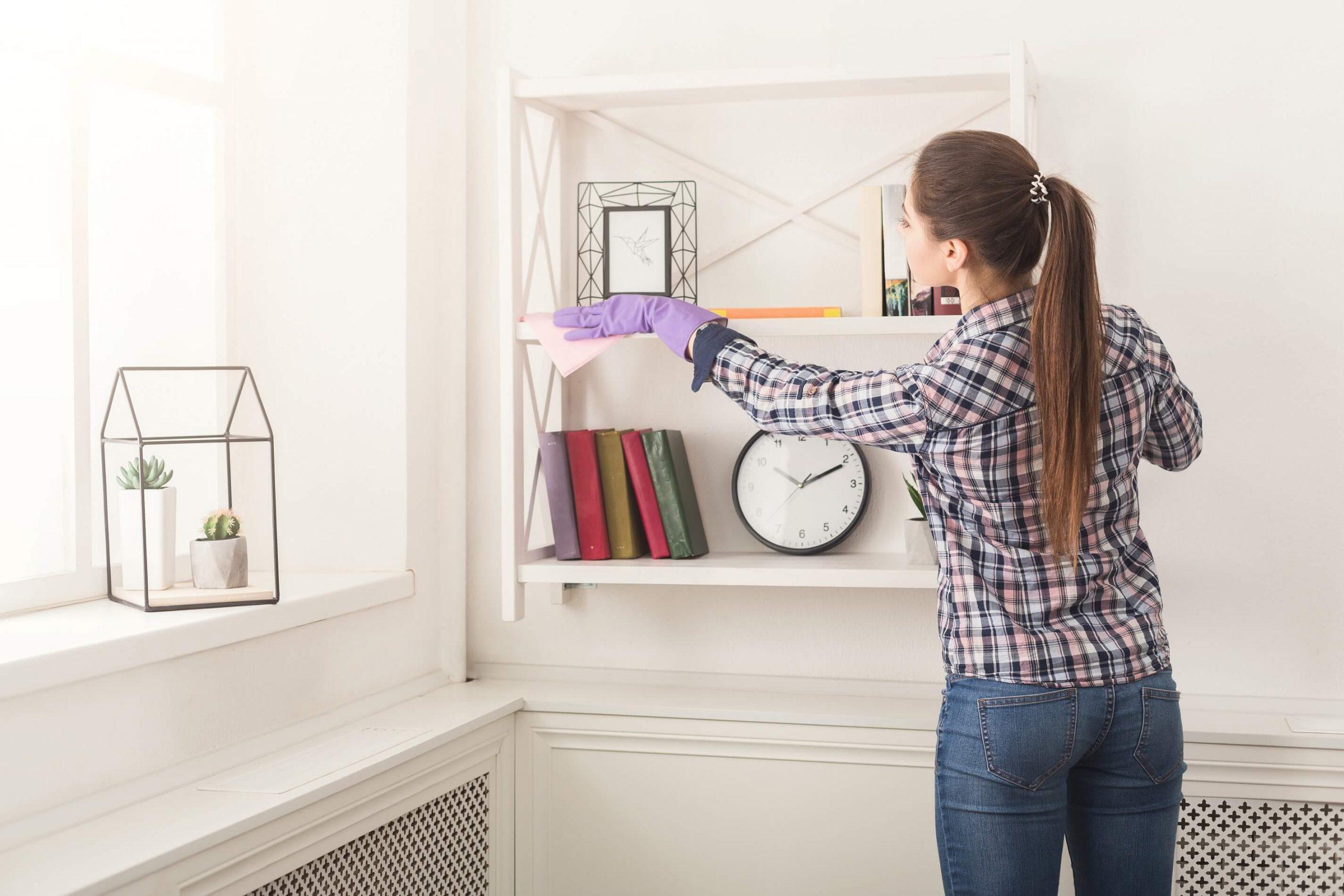 Efektywne sprzątanie domu – czyli kiedy i jak sprzątać dom?