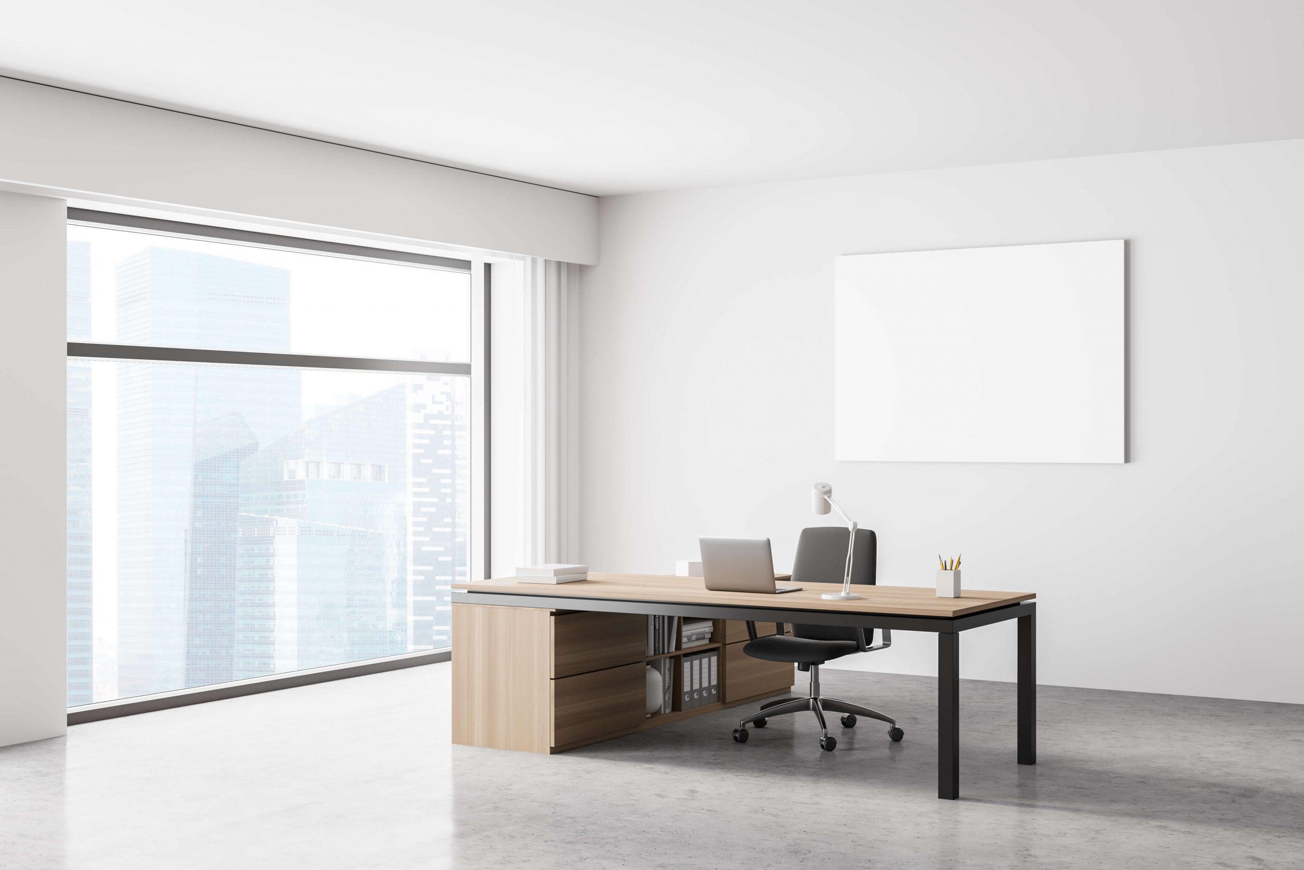 Jakie korzyści daje czyste biuro?